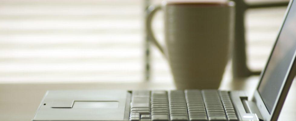 computer w-coffee