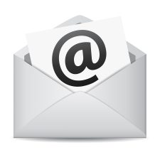 Email Contact Us Web Icon